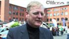 Markus Frank beim Elektromobilitätstag
