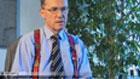 Hartmut Schwesinger über den ständigen Wandel Frankfurts